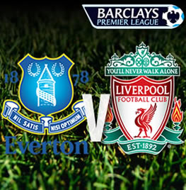 Everton V Liverpool FC
